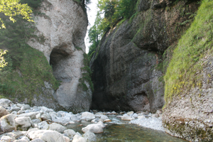 Schlucht Expedition